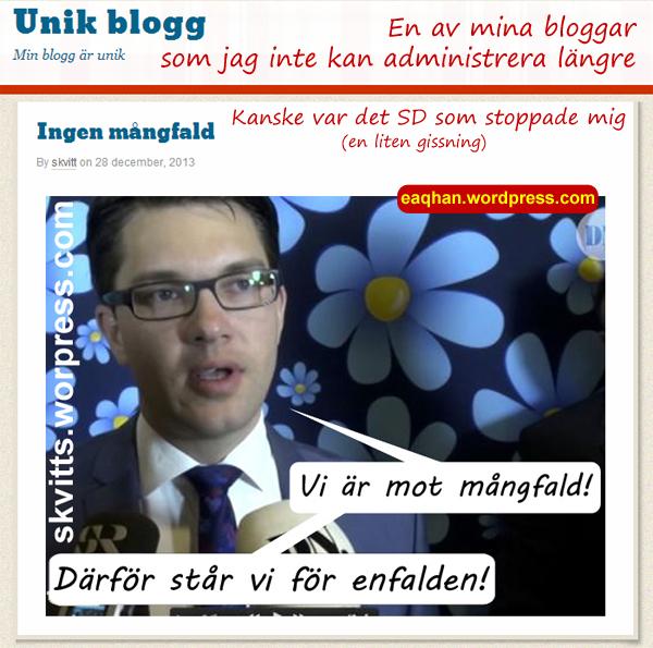 Unik blogg