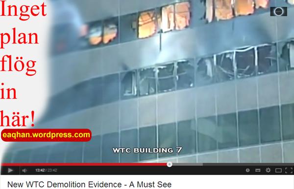 WTC 7 inget plan
