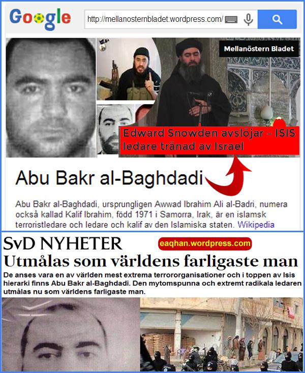 ISIS Väst-tränad