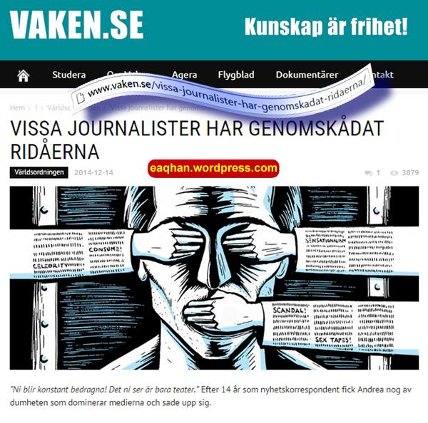 Genomskådande journalister