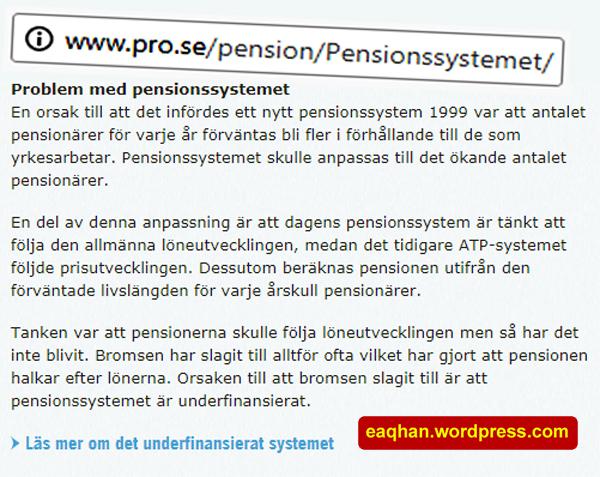 PRO pensionssystemet 1